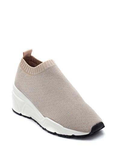 Derimod Kadın Ayakkabı (602698) Spor Bej